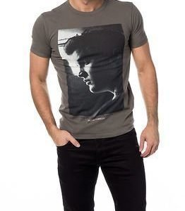 Selected Homme Elvis O-neck Gunmetal