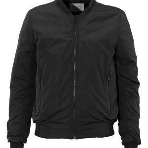 Selected Homme Filson Bomber Jacket Black