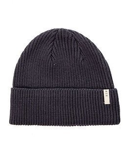 Selected Homme Ian Beanie Grey