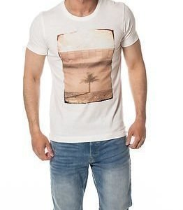 Selected Homme Jake Tee Egret