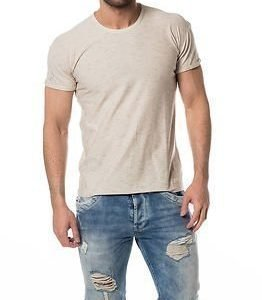 Selected Homme Lane O-neck Tee White Sand