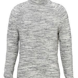 Selected Homme Mattew Roll Neck Light Grey Melange