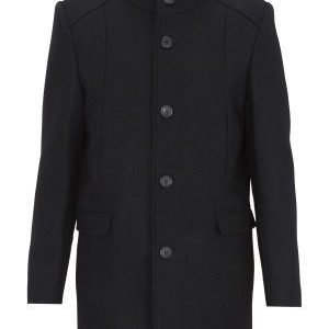 Selected Homme New Mosto Jacket Black structure