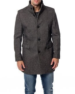 Selected Homme New Mosto Jacket Black/Salt