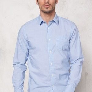 Selected Homme One Fil Shirt LS Noos Light Blue