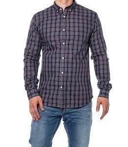 Selected Homme One Jax Tap Shirt Fudge