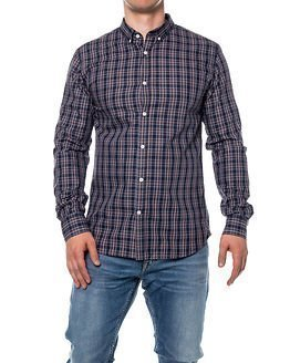 Selected Homme One Jax Tap Shirt Fudge