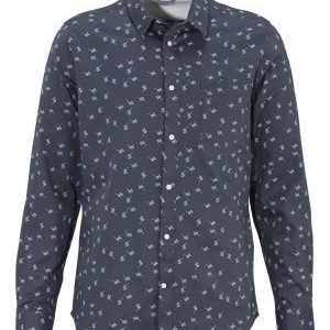 Selected Homme One Karl Shirt Blue Nights