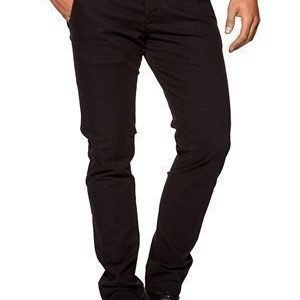 Selected Homme One Luca Chino Pant Musta