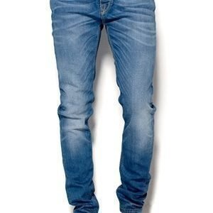 Selected Homme One Marco 1320 Jeans Light Blue Denim