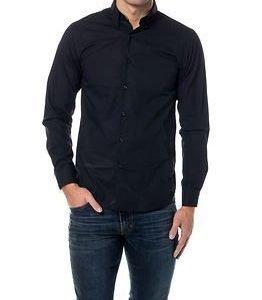 Selected Homme One Matteo Shirt Navy Blazer