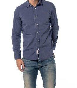 Selected Homme One Mikkel Shirt Vintage Indigo