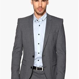 Selected Homme One Mylo Gib3 Blazer Grey