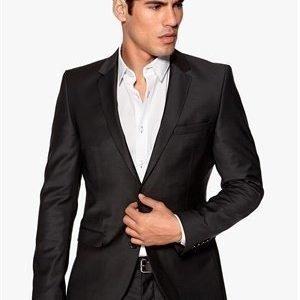 Selected Homme One Mylo Gib3 Blazer Musta
