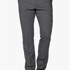 Selected Homme One Mylo Gib3 Trousers Grey