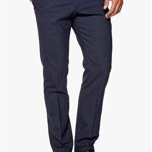 Selected Homme One Mylo Gib3 Trousers Navy Blazer