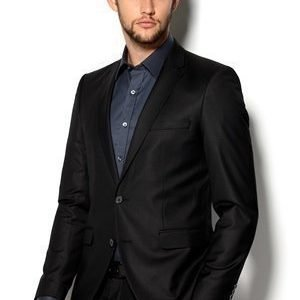 Selected Homme One Mylo Logan Blazer Musta