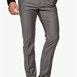 Selected Homme One Mylo Logan Trousers Harmaa