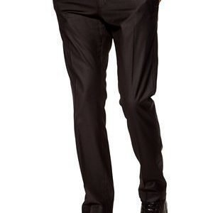 Selected Homme One Mylo Logan Trousers Musta