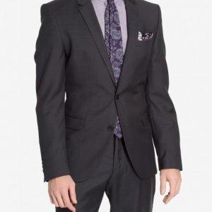 Selected Homme One Mylo Ros4 Grey Blazer Bleiseri Grey