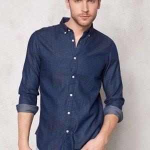 Selected Homme One Nolan Shirt Dark Blue