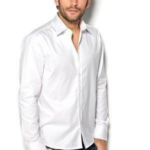 Selected Homme One Pelle Caracas Shirt valkoinen