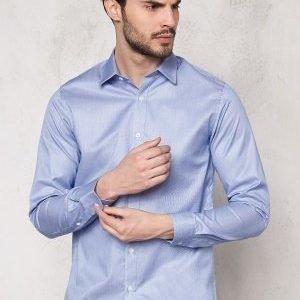 Selected Homme One Pelle Santiago Shirt Classic Blue