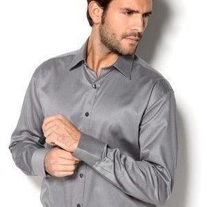 Selected Homme One Pelle Santiago Shirt harmaa