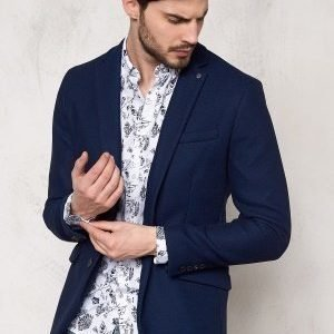 Selected Homme One Willis Blazer Blue Depths