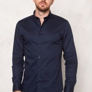 Selected Homme Onemark Shirt LS Navy Blazer