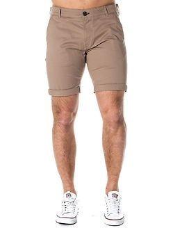 Selected Homme Paris Greige Shorts