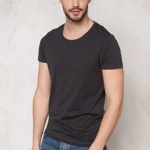 Selected Homme Pima New Dave ss T-shirt Phantom XXL