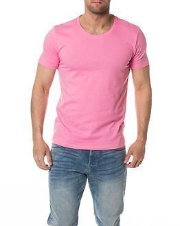 Selected Homme Pimadave O-Neck Sachet Pink