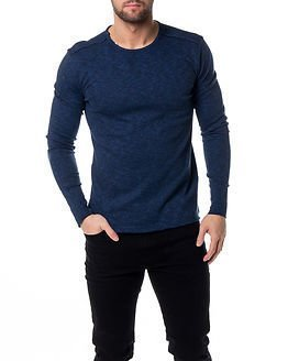 Selected Homme Rayley O- Neck Tee Limoges