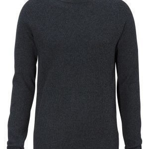 Selected Homme Shane Crew Neck Blue Nights