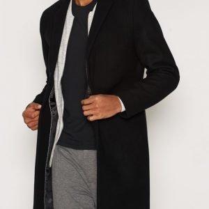 Selected Homme Shdbrook Coat Takki Musta