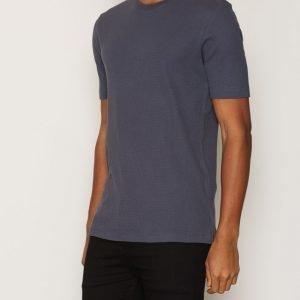 Selected Homme Shdcraig Ss O-Neck Tee T-paita Sininen