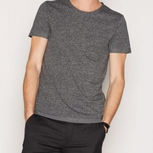 Selected Homme Shdholden Ss O-Neck Tee T-paita Grey
