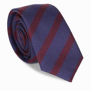 Selected Homme Shdmarlon Tie/Bowtie Box Solmio Tummansininen