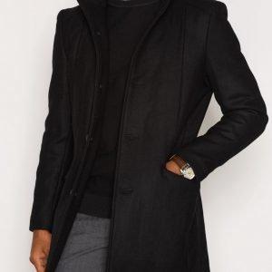 Selected Homme Shdnew Mosto Jacket Takki Musta
