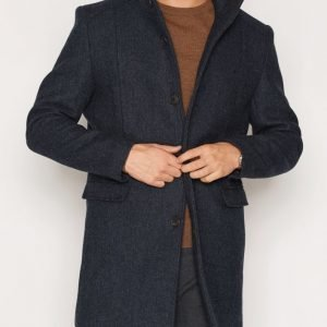 Selected Homme Shdnew Mosto Jacket Takki Tummansininen