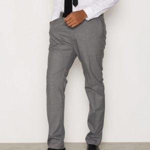 Selected Homme Shdnewone-MYLOLOGAN1 Grey Trouser N Housut Harmaa