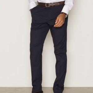Selected Homme Shdnewone-MYLOLOGAN1 Navy Trouser N Housut Tummansininen