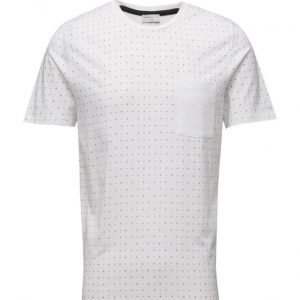 Selected Homme Shdnewton Ss O-Neck Tee lyhythihainen t-paita