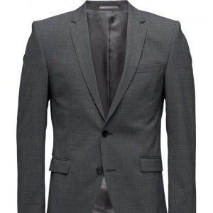 Selected Homme Shdone-Mylogib3 Grey Mix Blazer Noos bleiseri