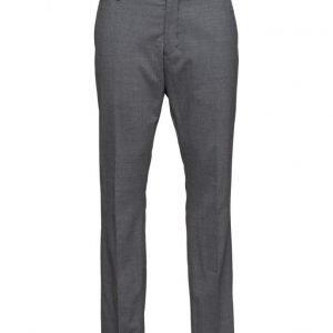 Selected Homme Shdone-Mylogib3 Grey Mix Trouser Noos housut