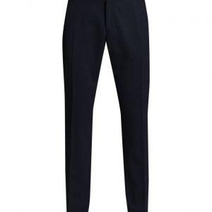 Selected Homme Shdone-Mylogib3 Navy Mix Trouser Noos muodolliset housut