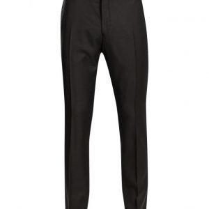 Selected Homme Shdone-Myloram5 Black Trouser Noos muodolliset housut