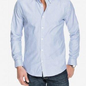 Selected Homme Shdone Oak Shirt Ls Kauluspaita Blue