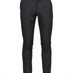 Selected Homme Shdone-Rory Kit Dark Grey Trouser muodolliset housut